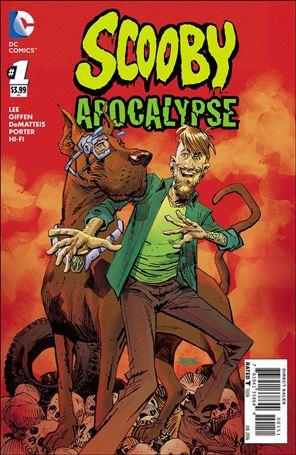 Scooby Apocalypse 1-F