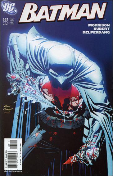 Batman (1940) 665-A by DC