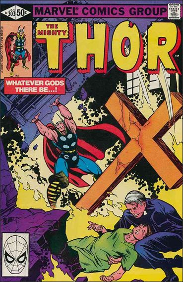 Thor (1966) 303-A by Marvel