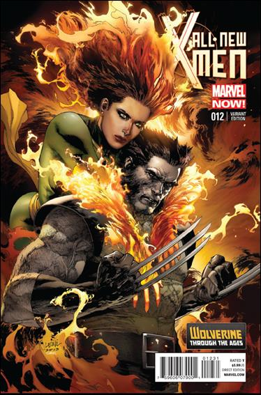All-New X-Men (2013) 12-B by Marvel