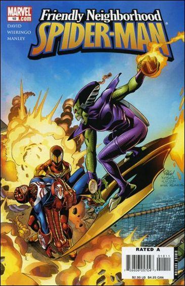 Friendly Neighborhood Spider-Man 10-A by Marvel