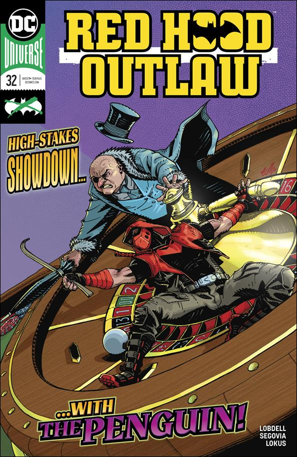 Red Hood: Outlaw 32-A by DC