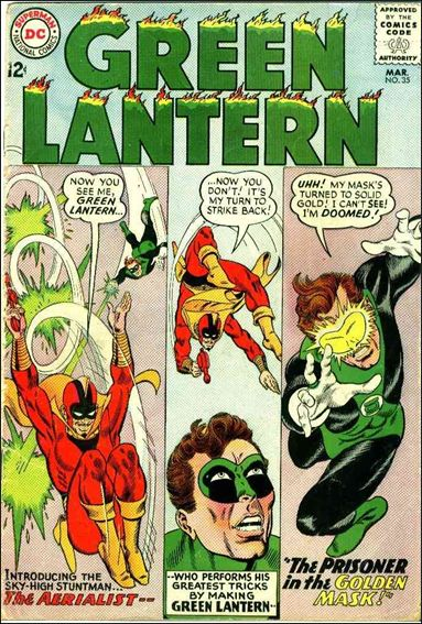Green Lantern (1960) 35-A by DC