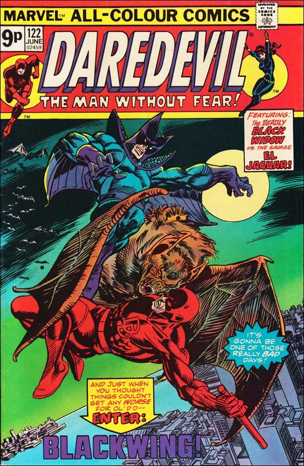 Daredevil (1964) 122-B by Marvel