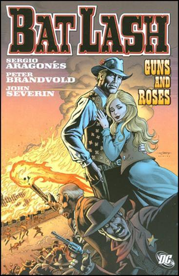 Bat Lash: Guns and Roses 1-A by DC