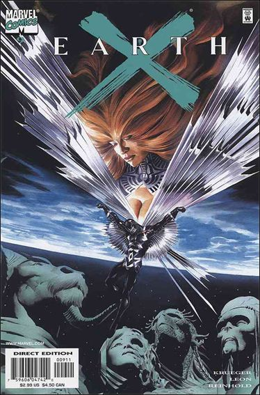 Earth X (1999) 9-A by Marvel