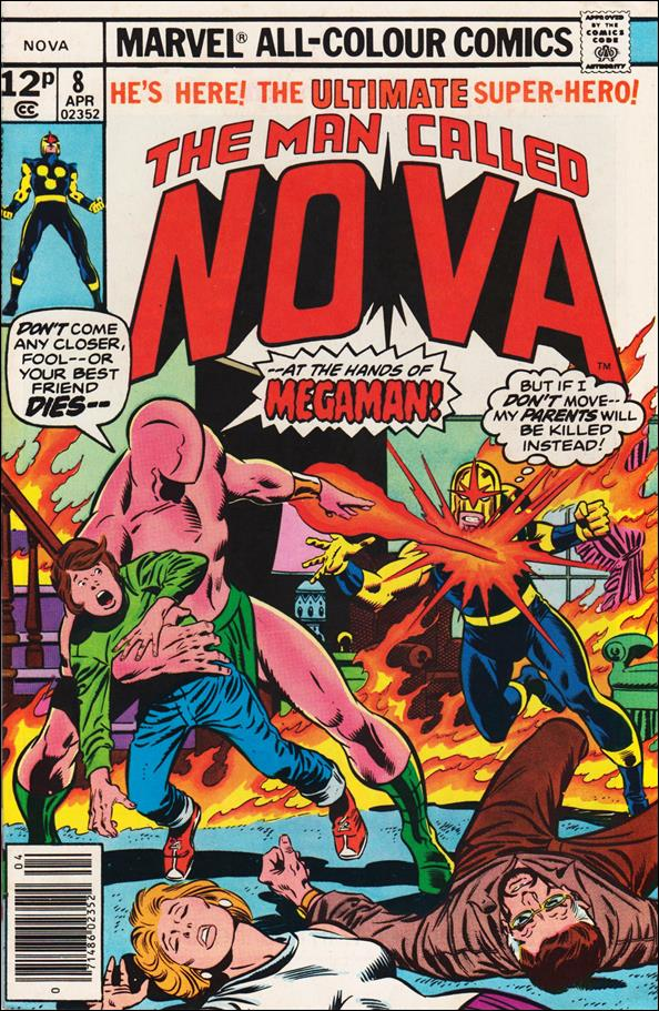Nova (1976) 8-B by Marvel