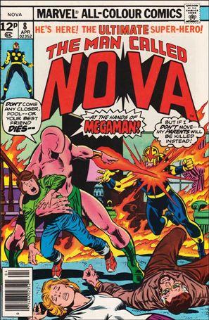 Nova (1976) 8-B