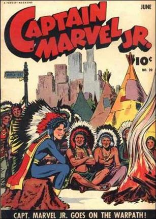 Captain Marvel Jr. 20-A