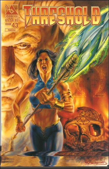 Threshold (1998) 43-A by Avatar Press