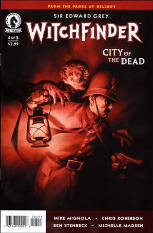 Witchfinder: City of the Dead 4-A