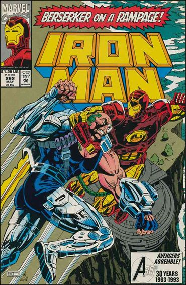 Iron Man (1968) 292-A by Marvel