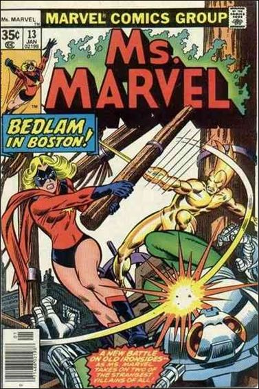 Ms. Marvel (1977) 13-A by Marvel