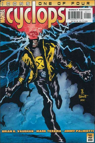 Cyclops (2000) 1-A by Marvel