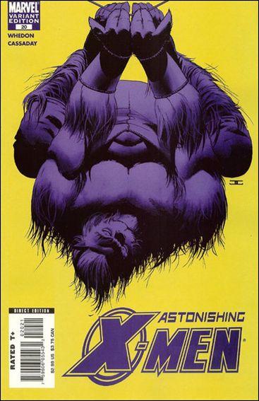 Astonishing X-Men (2004) 20-B by Marvel
