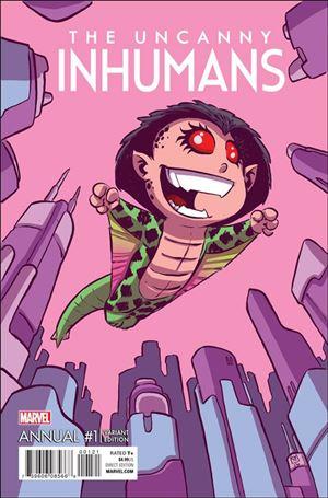 Uncanny Inhumans Annual 1-C