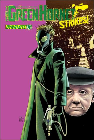 Green Hornet Strikes 4-A by Dynamite Entertainment