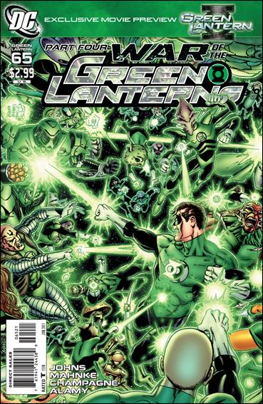 Green Lantern (2005) 65-B by DC