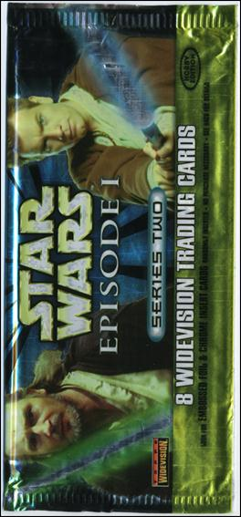 Star Wars: Episode I Widevision: Series 2 2-B by Topps