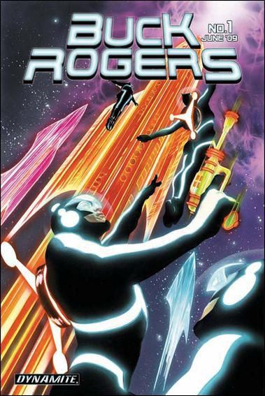 Buck Rogers (2009) 1-B by Dynamite Entertainment