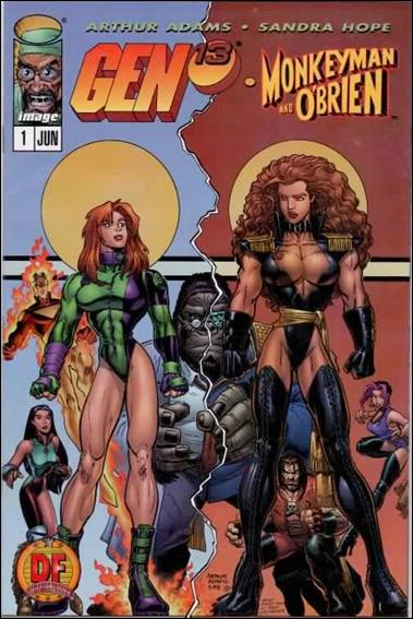 Gen13/Monkeyman & O'Brien 1-D by Image