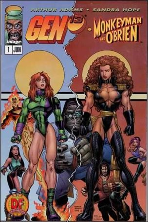 Gen13/Monkeyman & O'Brien 1-D