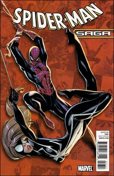 Spider-Man Saga (2010) nn-A by Marvel