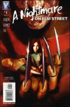 Nightmare on Elm Street 4-A by WildStorm