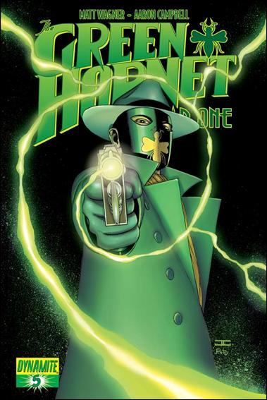 Green Hornet: Year One 5-A by Dynamite Entertainment