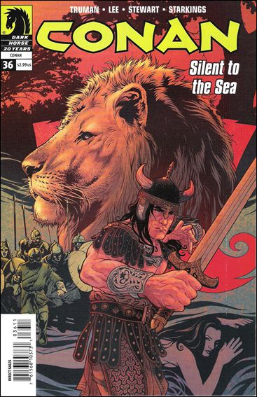 Conan (2004) 36-A by Dark Horse