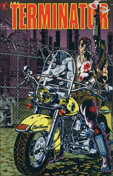 Terminator (1990) 2-A by Dark Horse