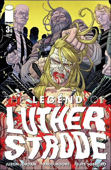 Legend of Luther Strode 3-A by Image