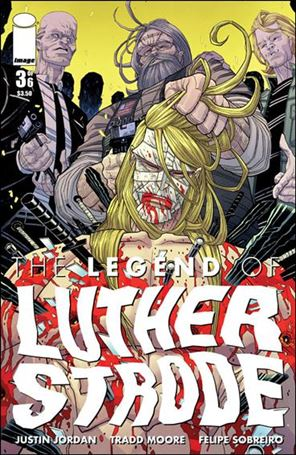 Legend of Luther Strode 3-A