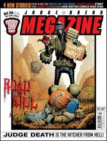 Judge Dredd Megazine (2003) 209-A by Rebellion