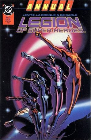 Legion of Super-Heroes Annual '3'-A