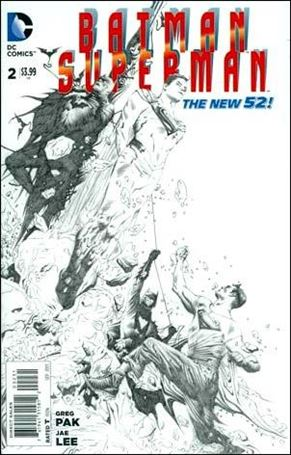 Batman/Superman 2-E