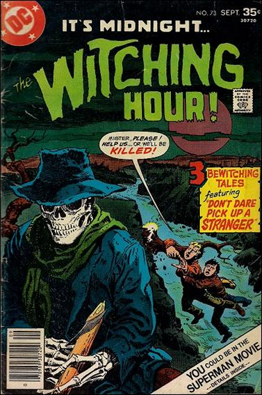 Witching Hour (1969) 73-A by DC