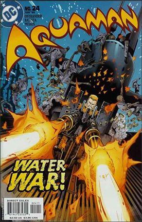 Aquaman (2003) 24-A