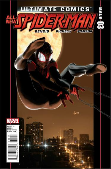 Ultimate Comics Spider-Man 3-A by Marvel