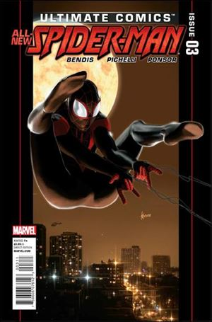 Ultimate Comics Spider-Man 3-A