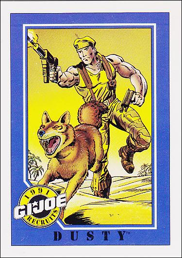 G.I. Joe (Base Set) 132-A by Impel