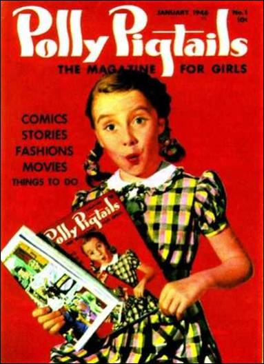 Polly Pigtails 1-A by Parents' Magazine Institute