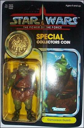 "Star Wars 3 3/4"" Basic Action Figures (Vintage) Gamorrean Guard (PotF) by Kenner"