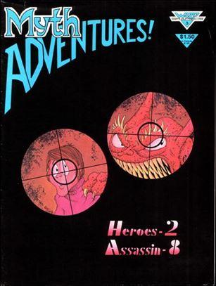 Mythadventures 3-A