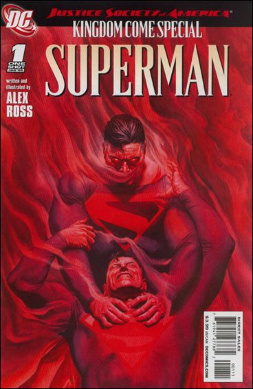 JSA Kingdom Come Special: Superman 1-A by DC