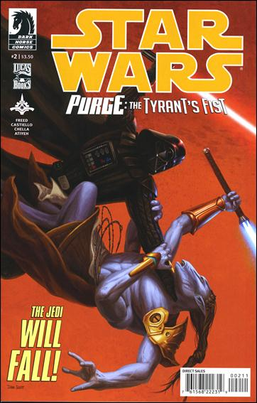 Star Wars: Purge - The Tyrant's Fist 2-A by Dark Horse