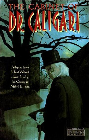 Cabinet of Dr. Caligari 3-A by Monster Comics