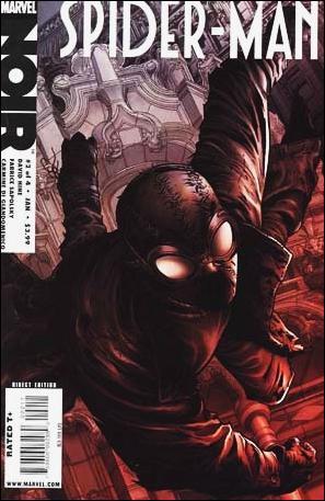Spider-Man Noir (2009) 2-A by Marvel