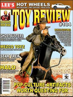 Lee's Toy Review 184-A
