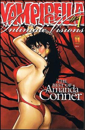 Vampirella: Intimate Visions, Amanda Conner 1-B by Harris